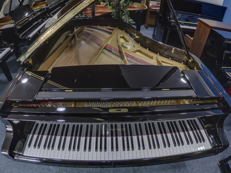 Sussex Pianos virtual tour