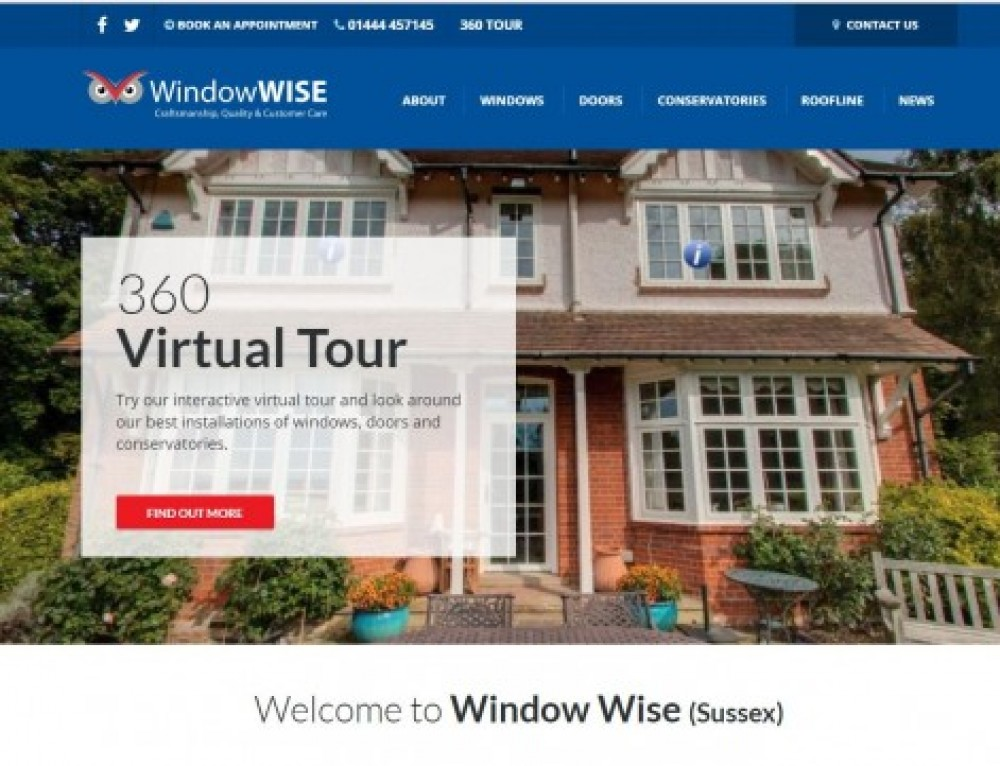 WindowWise Virtual Tour